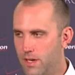 Kiszakadt egy darab a Texans irányítójának a füléből - videó