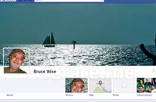 Facebook Timeline art