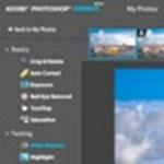 Itt az ingyenes Photoshop Express nyilvános bétaverziója