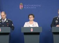Egy 86 és egy 90 éves magyar beteg halt meg - élőben az operatív törzs sajtótájékoztatójáról