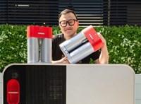 Napokig képes ellátni a házat árammal egy újfajta akkumulátor