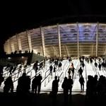Elkészült a 2012-es Európa-bajnokság döntőjének stadionja
