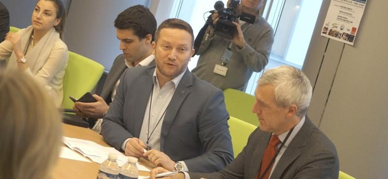 Az MSZP választmányi elnöke lenne Ujhelyi