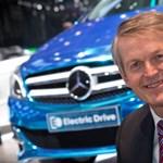 Na mibe öl 10 milliárd eurót a Daimler?