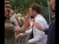 Börtönbe kerül a férfi, aki lekevert egy pofont Macronnak
