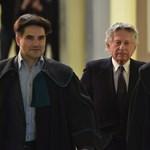 Megjelent a bíróságon Polanski – fotó