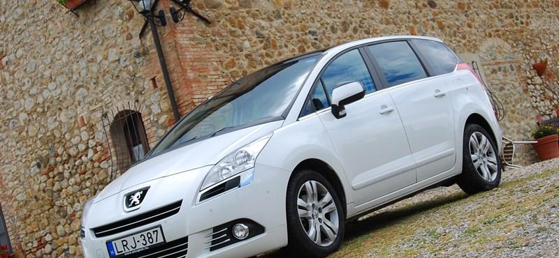 Gyengébb évre számít és szünetet tart a Renault és a Peugeot