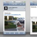 Felkészült a Twitter az iOS 5-re! Letölthető az új kliens!