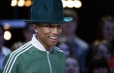 Pharrell Williams sorozatot készít a Netflixnek