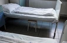 Bezárnák a két éve 69 millió forintból felújított Merényi-kórház pszichiátriai osztályát