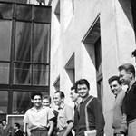 Ilyen volt a Miskolci Egyetem régen: fotók