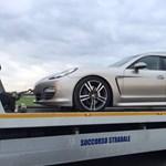 Luxus halottaskocsi az utolsó útra – ezt kínálja egy francia cég