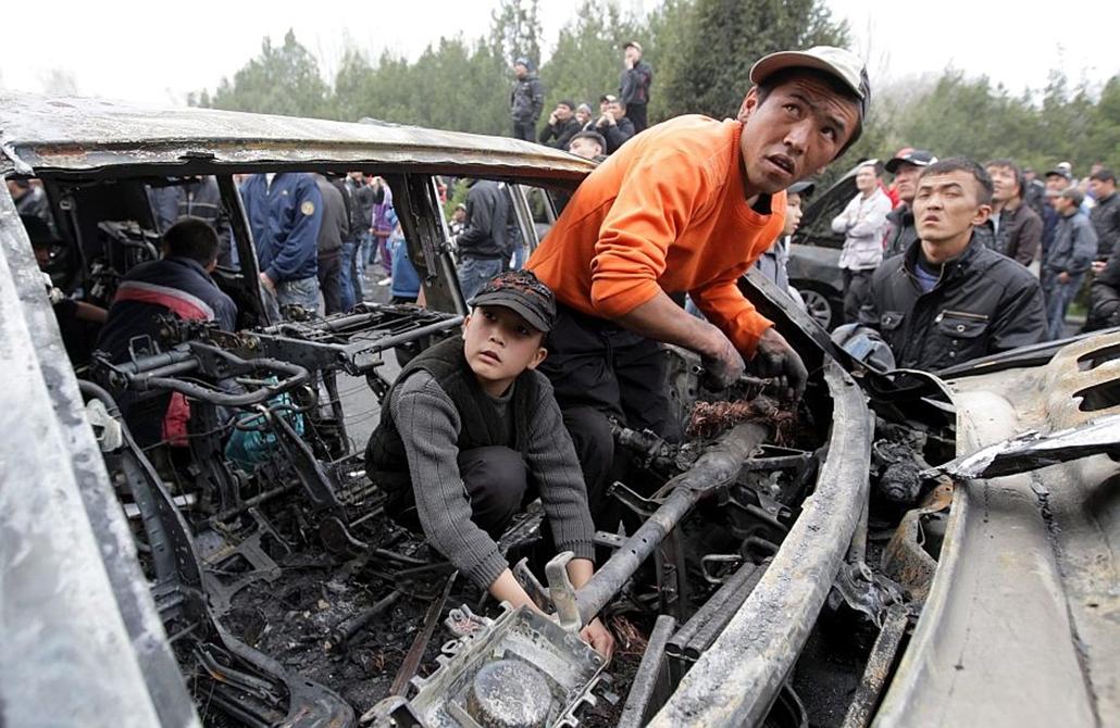 Kirgizisztán nagyítás