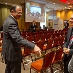 Simor európai bankárként térhet vissza tárgyalni Orbánnal