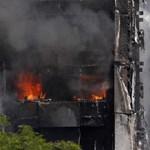 Londoni toronyháztűz: egy tűzoltó szerint helyénvaló volt, hogy nem evakuáltak mindenkit