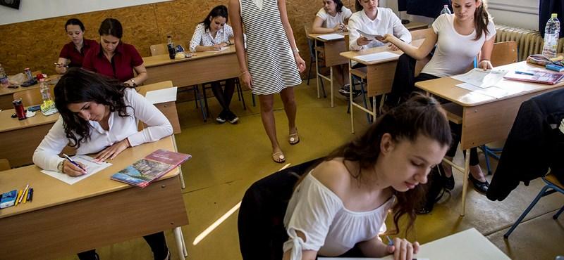 """""""Ez azt üzeni a tanároknak is, hogy foglalkozni kell a jelenkori eseményekkel"""""""
