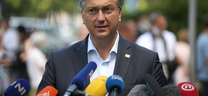 Beiktatták az új horvát kormányt