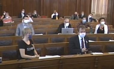 Egy 16 éves diák ismerte csak az önkormányzati törvényt egy közgyűlésen
