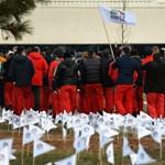 Több mint tízezer Audi nem készült el a győri sztrájk miatt