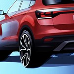 Hamarosan itt a Volkswagen bébi crossovere a T-Cross