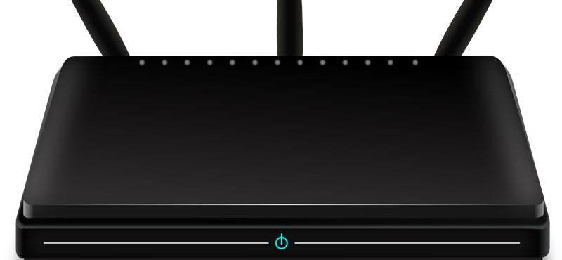 Wifit használ otthon? Nézze meg a feliratot a routeren, lehet, hogy jobb, ha nem használja tovább