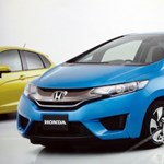 Első képeken az új Honda Jazz