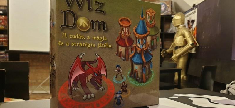 Jön egy új magyar családi-iskolai társasjáték, rendes táblán és a neten is játszható lesz