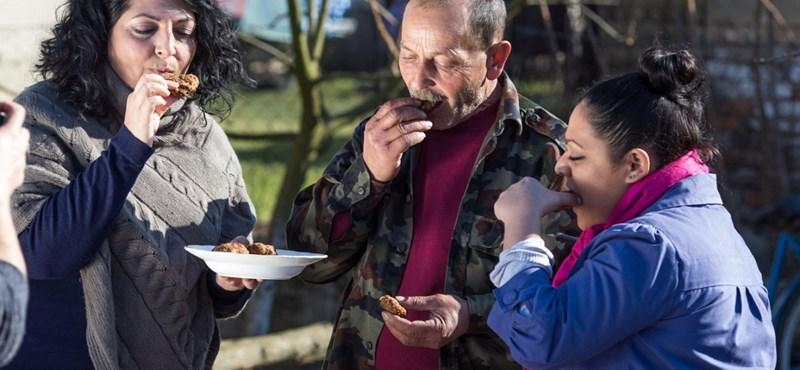 Van háló, de hol a hal? – Mautner Zsófi roma ételeket főz