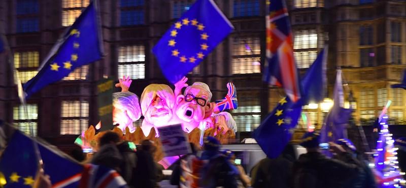 No deal Brexitre készülve vámmentességet biztosít a brit kormány
