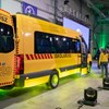 Bemutatták az új magyar iskolabuszt – fotók