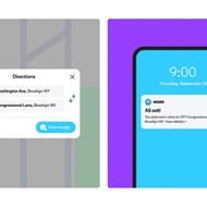 Remek újítás a Waze-ben: átküldheti telefonjára a számítógépen összerakott tervét