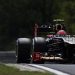 Csak jó rajttal nyerhet Grosjean a Hungaroringen
