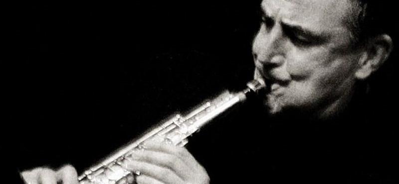 Új hangszert talált ki a szaxofonista Dresch Mihály