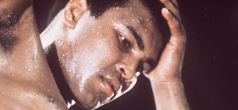Meghalt minden idők legnagyobb bokszolója, Muhammad Ali