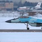 Valamire készülnek az oroszok: váratlanul, titokban felszállt az új MiG, gyorsan töröltették is a fotókat