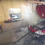 500 lóerőt pakoltak a Hondába, de elvérzett a fékpadon – videó