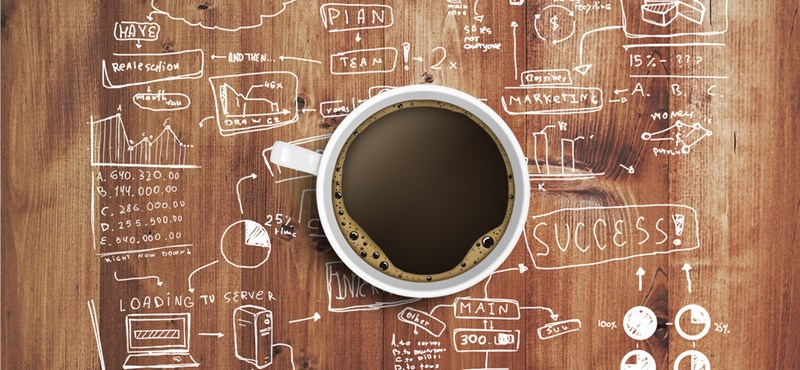 Ezért nem szabad túl sok kávét inni tanulás közben