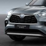 Hatalmas, 7 személyes hibrid divatterepjárót hoz Európába a Toyota