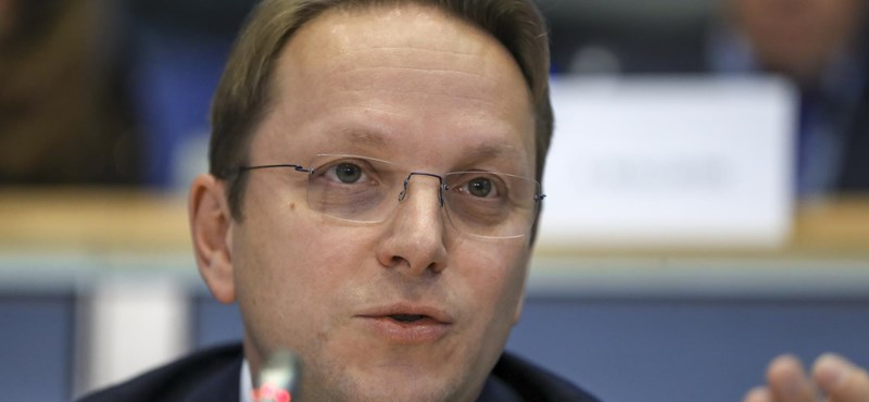 Várhelyi Olivér is felkerült az ukrán nacionalisták listájára