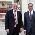 Titkos információkat kotyoghatott ki Trump az orosz külügyminiszternek