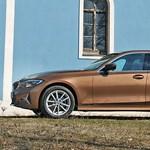 Apuka szemefénye - BMW 3-as menetpróba