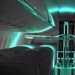 UV-fénnyel ölné meg a koronavírust a repülőgépeken egy svájci cég