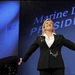 Le Pen megmutatta, mit gondol az igazságszolgáltatásról