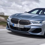 Hivatalos: leleplezték a BMW 8 Gran Coupét