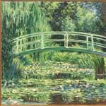 Kiderült, hogy Monet több száz képét semmisítette meg