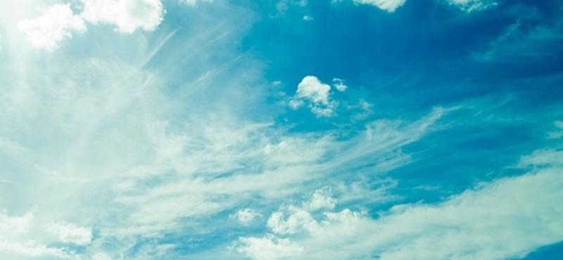 Mai háttérkép: Beautiful Clouds - újabb felhők