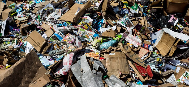 Miért használunk el több papírt akkor, amikor szelektíven gyűjtjük?