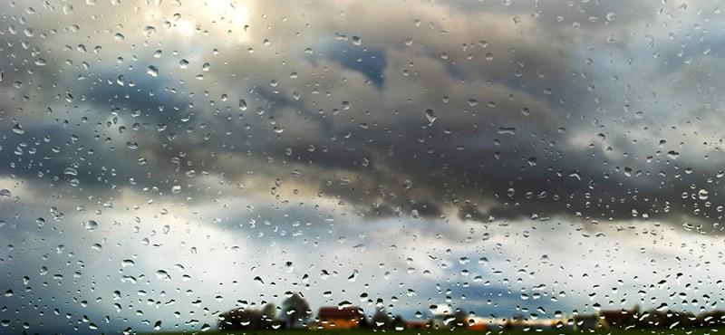 Borongós csütörtökre van kilátás