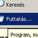 XP tipp: a világ legrövidebb Windows parancsa: a pont!