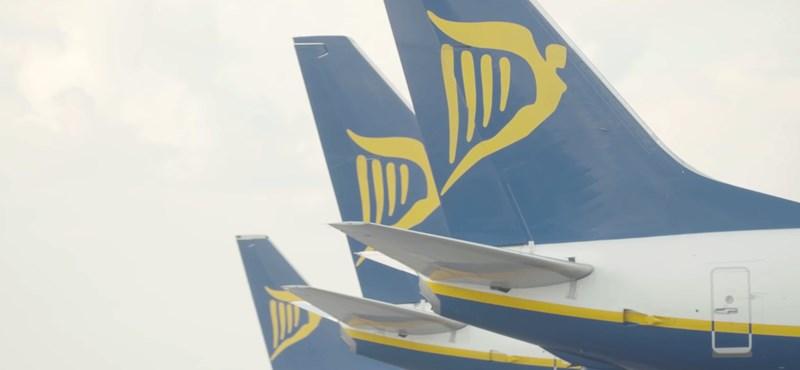 Itt megnézheti, melyik járatait törli szerdáig a Ryanair